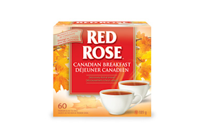 Free Red Rose Tea