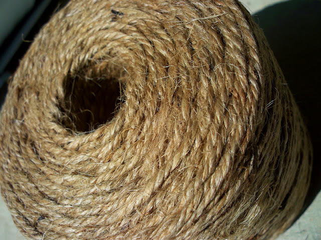 Twine for the Garden