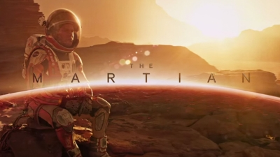 Matt Damon stars in Ridley Scott's THE MARTIAN, adapted by Drew Goddard from the novel by Andy Weir