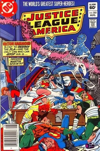Justice League of America #205