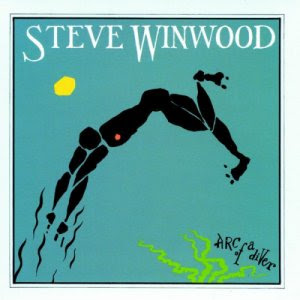 Steve Winwood Arc of a Diver CD cover