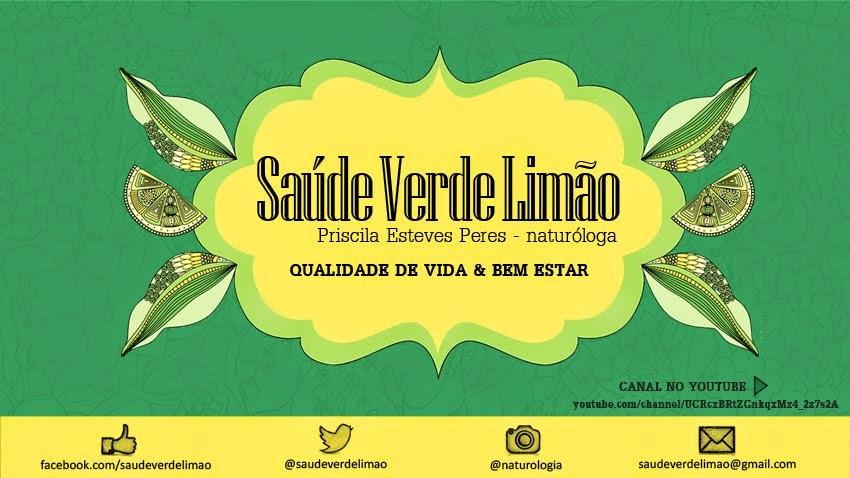 Saúde Verde Limão