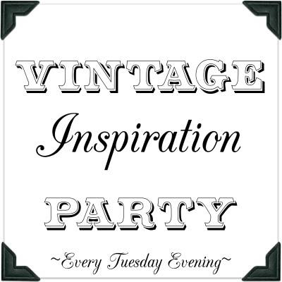 Vintage Inspiration Party
