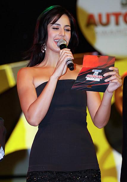 Katrina Kaif At Auto Car India Awards Pics