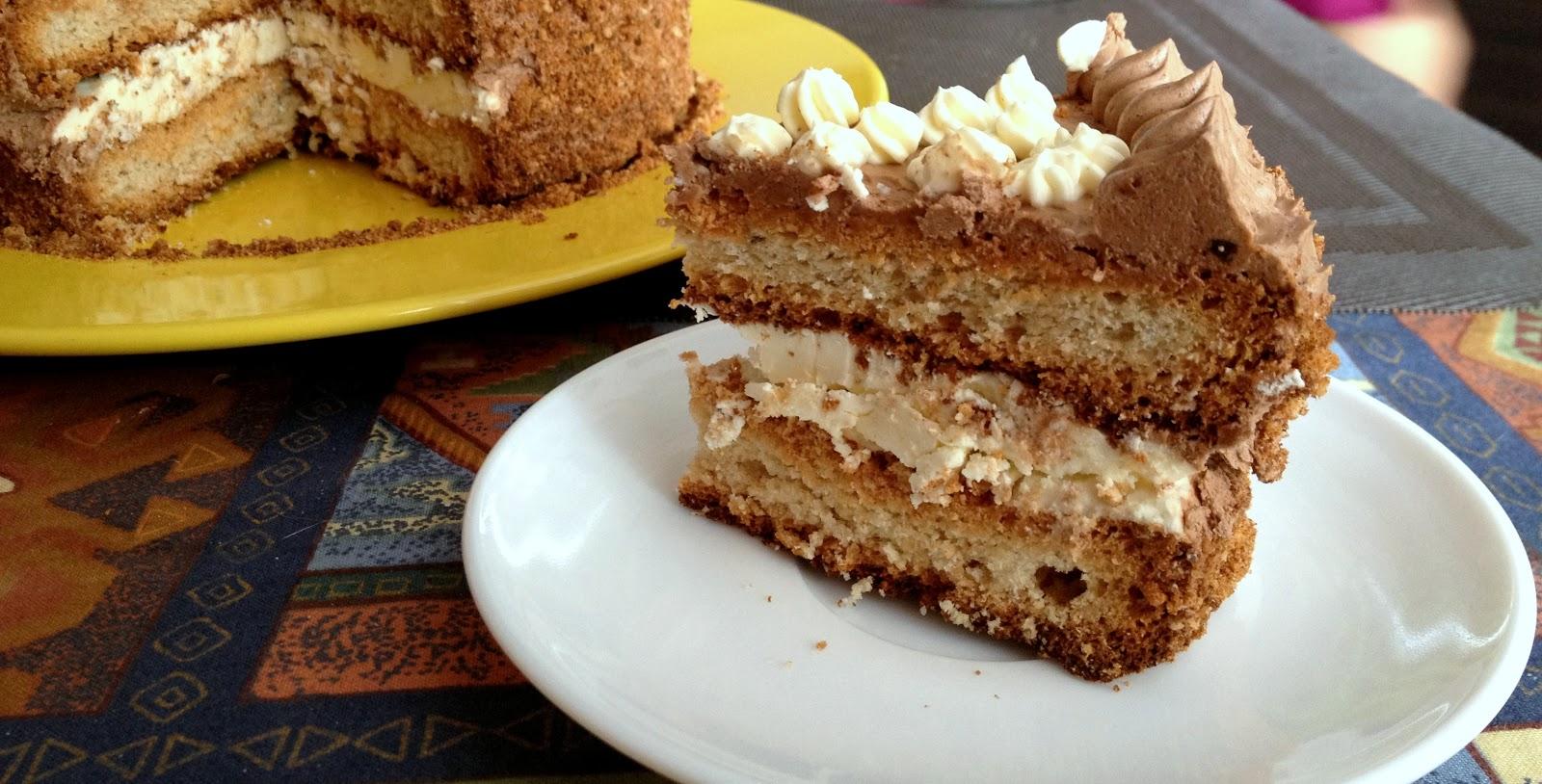 Киевский торт по госту рецепт пошагово