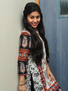 Hamida New Photos at SSD Song Launch Event