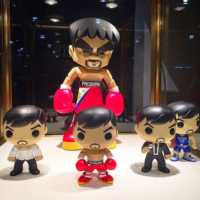 Funko POP! Manny Pacquiao Vinyl Figures