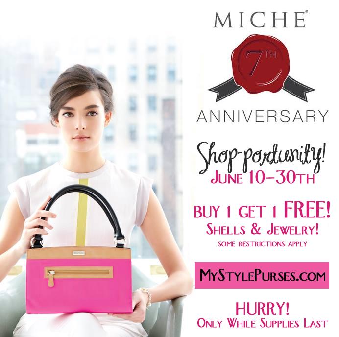 Miche BOGO Shop-Portunity Sale | MyStylePurses.com