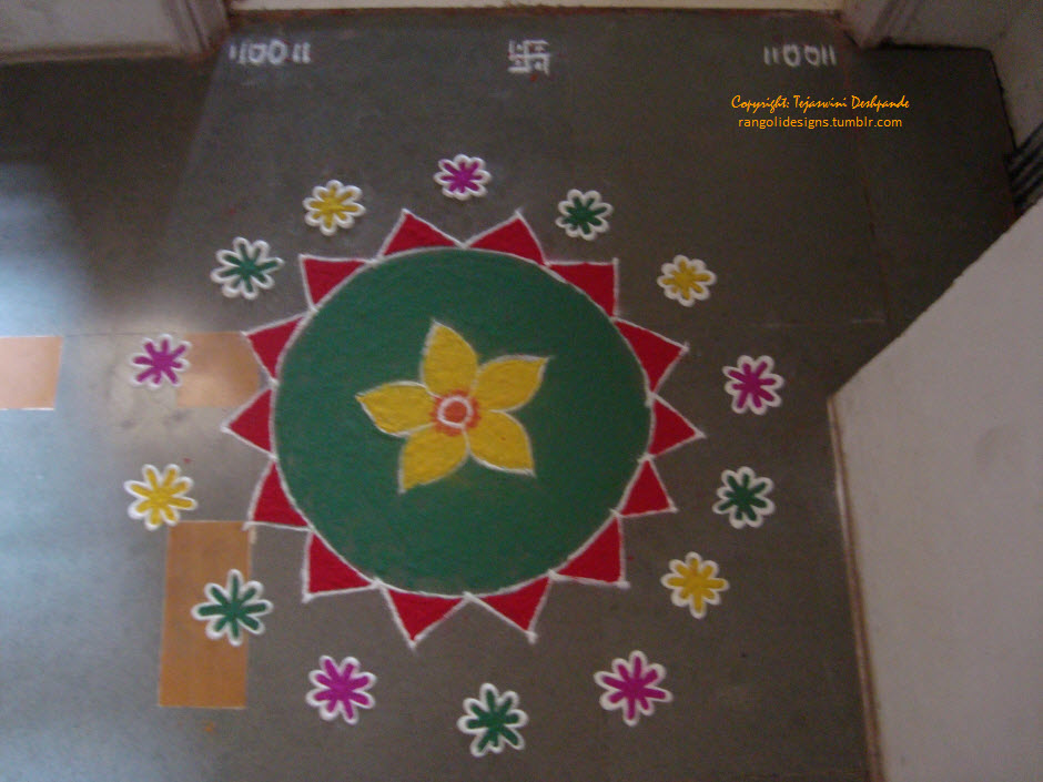 Rangoli  Our Culture through Designs