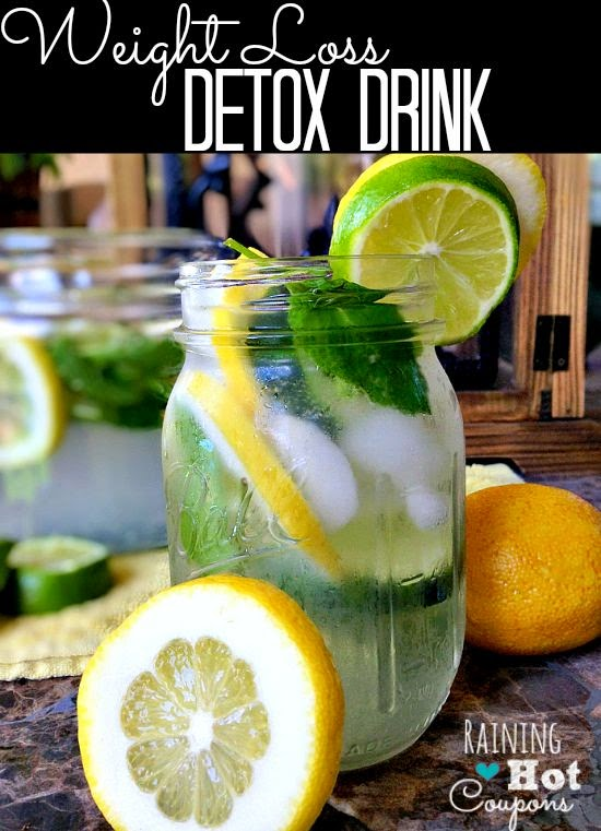 Recipe for weight loss cleanse
