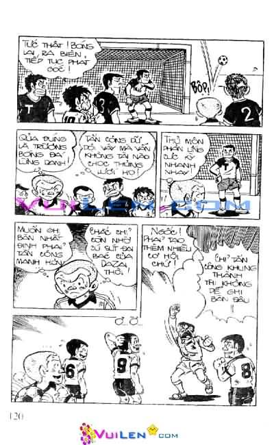 Jindodinho - Đường Dẫn Đến Khung Thành III  Tập 2 page 120 Congtruyen24h
