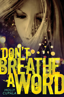 DBAW Review: Dont Breathe a Word by Holly Cupala