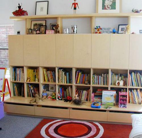 Mcompany style m deco 7 ideas para la habitaci n de dos for Muebles almacenaje ninos