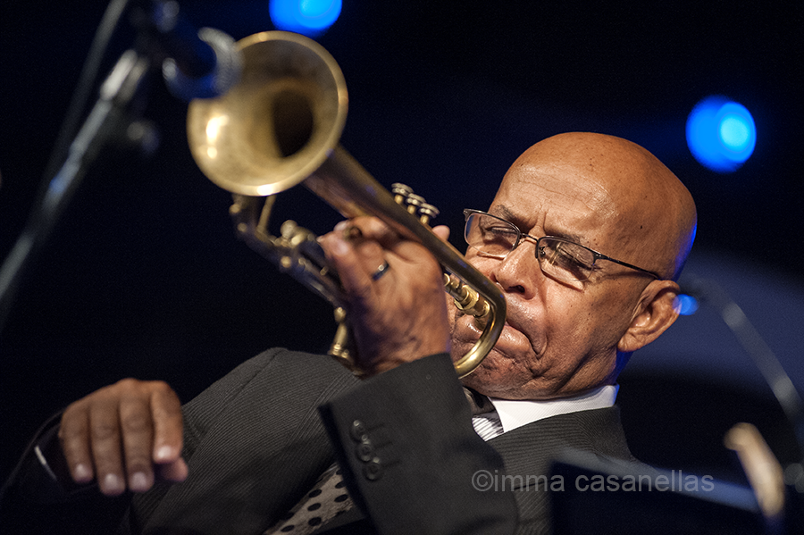 Eddie Henderson (The Cookers) La Zurriola, Donostia, 22-7-2015