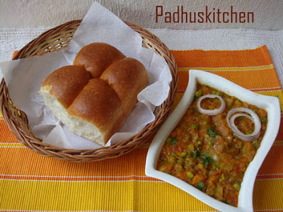 Pav Bhaji-How to make pav bhaji at home
