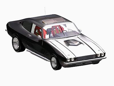 موديلات وتصاميم 3d لمجموعة سيارات مختلفة