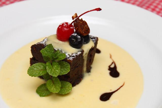 bistro richard sentul kl christmas pudding dessert