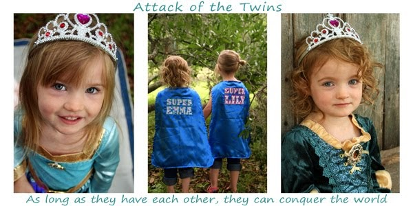Attack of the Twins