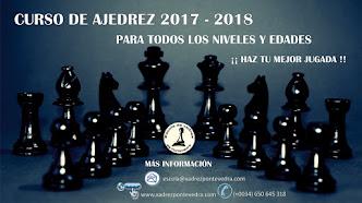 Curso ajedrecístico 2017-2018