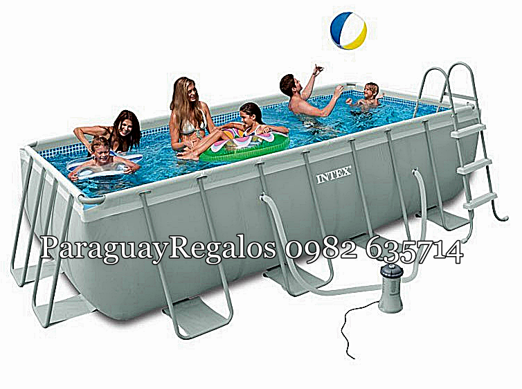 piscina de plastico rectangular 20000 litros