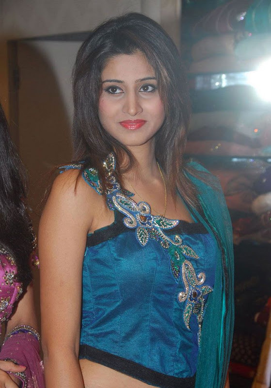 Actress Shamili Cute Stills Rubys Sare cleavage