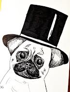 Bernie the Pug