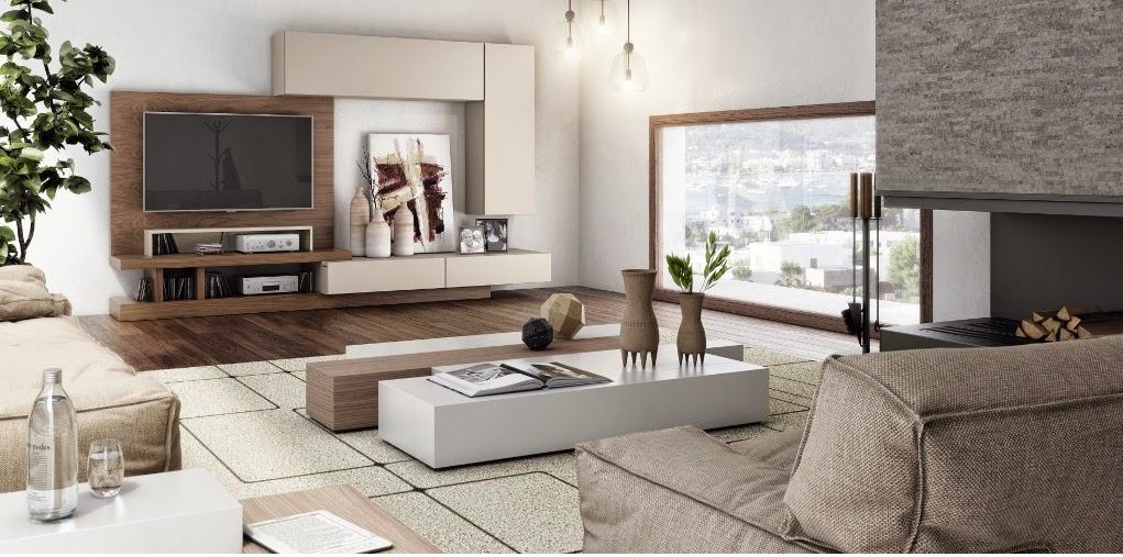 Fotografias de muebles de salon modernos - Muebles de roble modernos ...