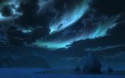 Imagens de Fundo: Aurora Boreal e nuvens (aurora boreal nuvens imagens imagem de fundo wallpaper para pc computador tela gratis ambiente de trabalho)