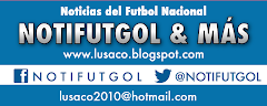 NOTIFUTGOL &amp; MAS