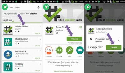 Cara Mengecek Smartphone Yang Sudah Di Root Atau Belum