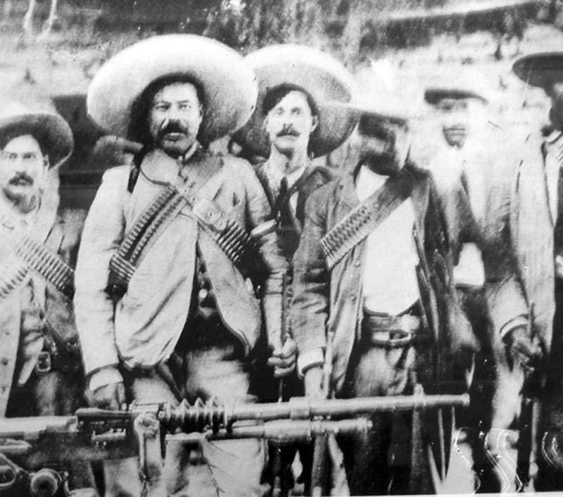 Pancho Villa Lefty