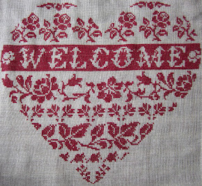 """Stitches are the words of our needle language; without them we cannot speak"""