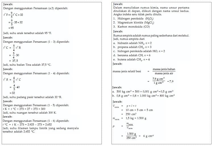 Fisika: Kumpulan Soal IPA Terpadu Fisika dan Biologi Smp ...