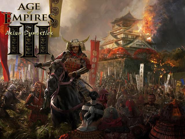 โหลดเกมส์ Age of Empires III The Asian Dynasties