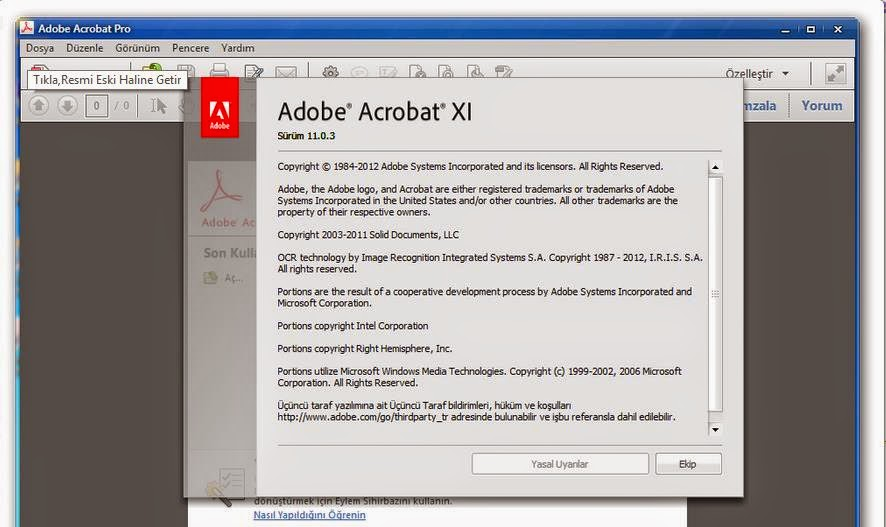 crack for adobe acrobat xi pro