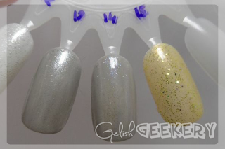 Gelish Cashmere Kind Of Gal Swatch