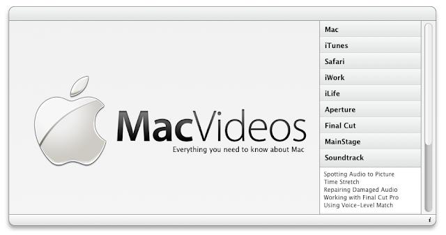 Mac Videos