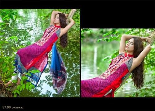 Zainab Summer Lawn 2014
