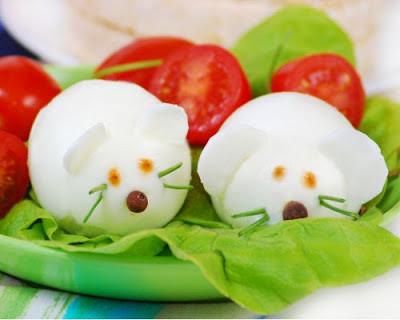 huevos ratoncitos