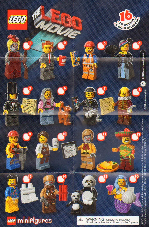 The Minifigure Collector Lego Minifigure Series 1 18