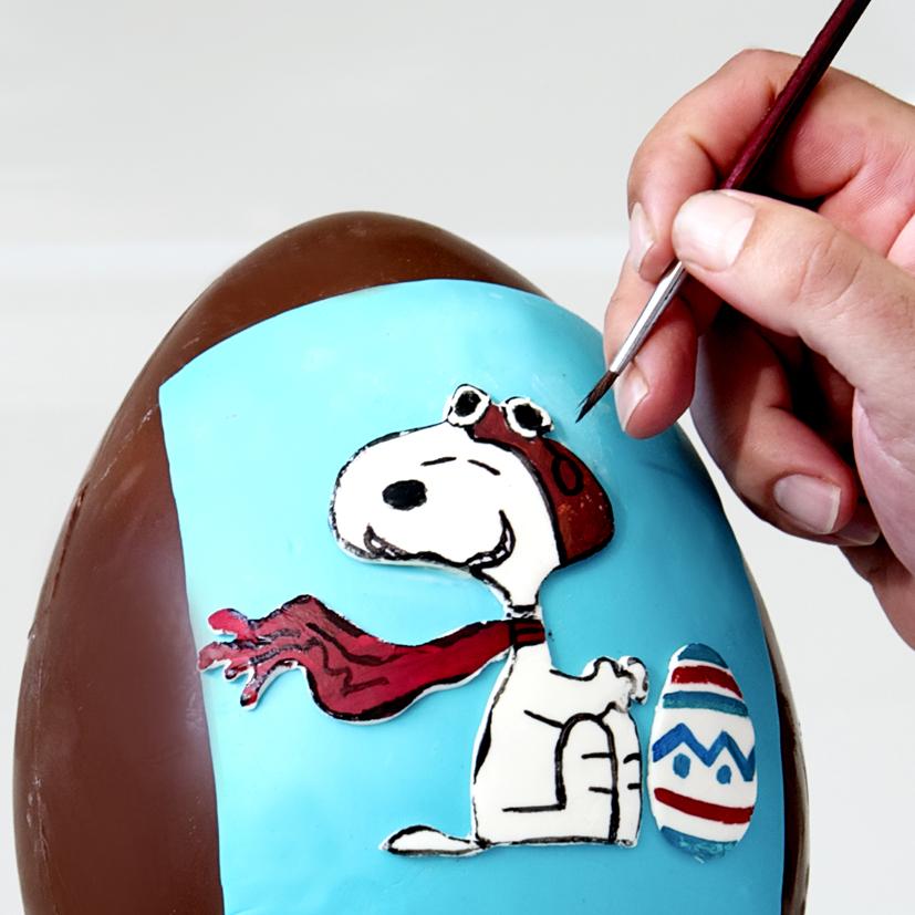 Torte all 39 americana le novit della pasqua 2012 uova artigianali decorate a mano e con - Uova di pasqua decorati a mano ...