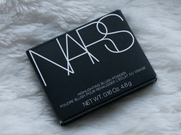 Nars Albatross Highlighting Blush Powder.