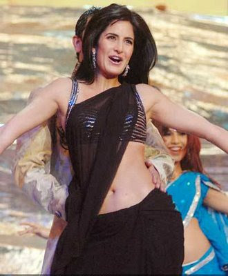 katrina kaif saree wallpapers