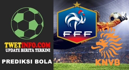 Prediksi France U19 vs Netherlands U19