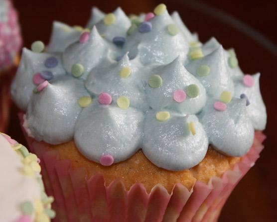 Round Nozzle Cupcake