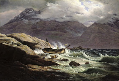 Spanish Shipwreck