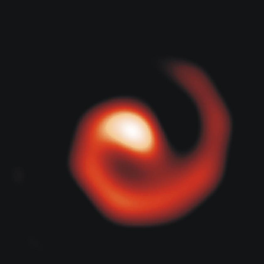 Pirulo Cósmico: WR 104: ¿Una amenaza para La Tierra?