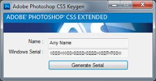 photoshop cs5 keygen generator