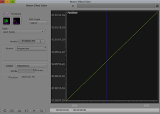 The Motion Effect Editor in Avid Media Composer ans Symphony.