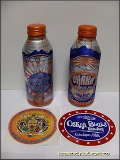 Oskar Blues / Sun King Chaka